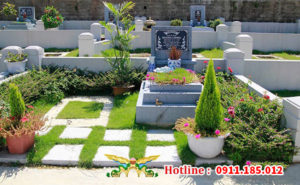 Mẫu mộ đơn lạc hồng viên
