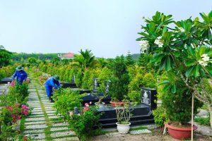 Tổng hợp các dịch vụ tại công viên nghĩa trang Lạc Hồng Viên