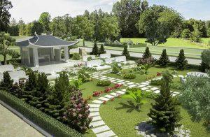 Dịch vụ cải táng tại công viên nghĩa trang Hòa Bình