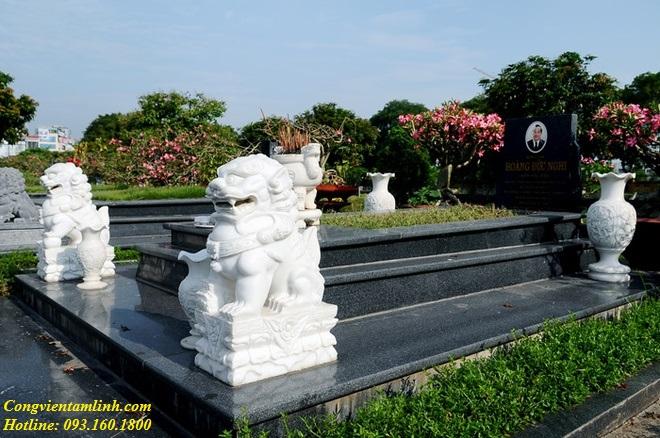 Khuôn viên 6m2 tại Nghĩa Trang Mai Dịch