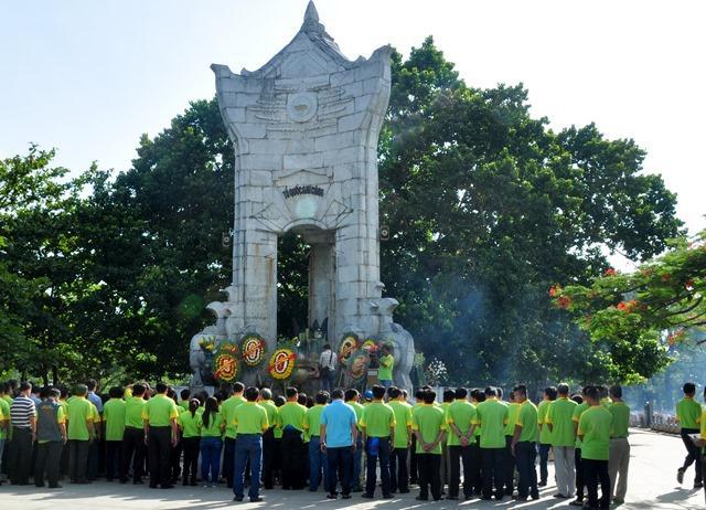 Nghĩa trang Trường Sơn - ký ức lịch sử oanh liệt