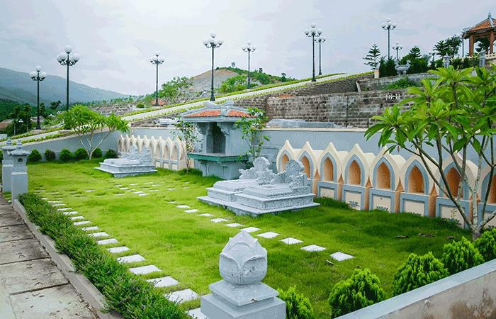 Giá đất nghĩa trang Đồi Kim