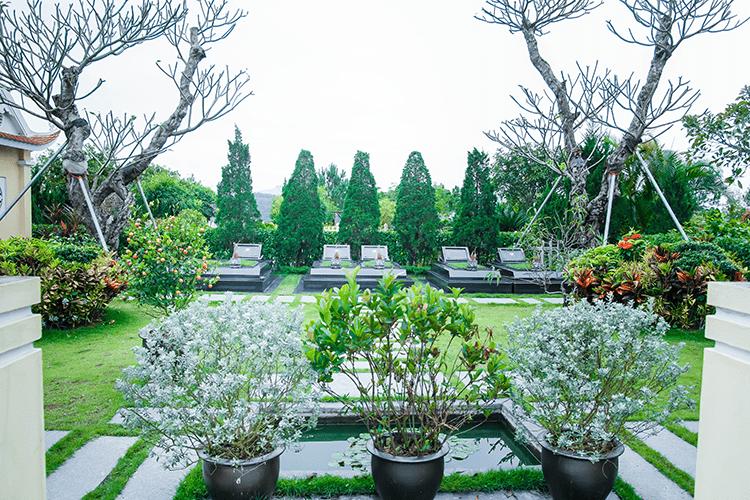 Giá đất nghĩa trang tại đồi thổ