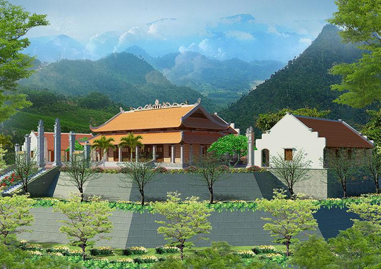 đền thờ mẫu