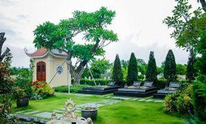 Mẫu mộ gia tộc nghĩa trang lạc hồng viên