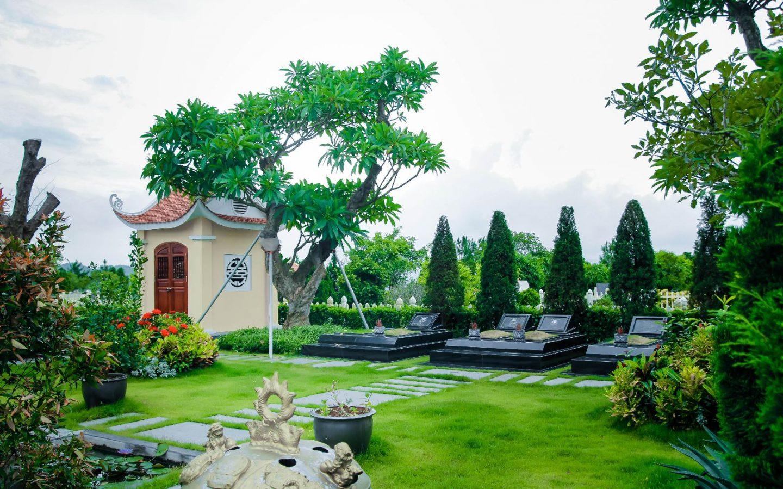 Giá đất nghĩa trang Lạc Hồng Viên