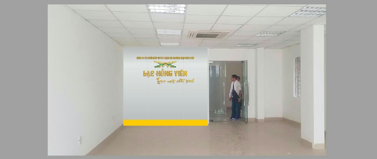 Thay đổi địa chỉ văn phòng Lạc Hồng Viên