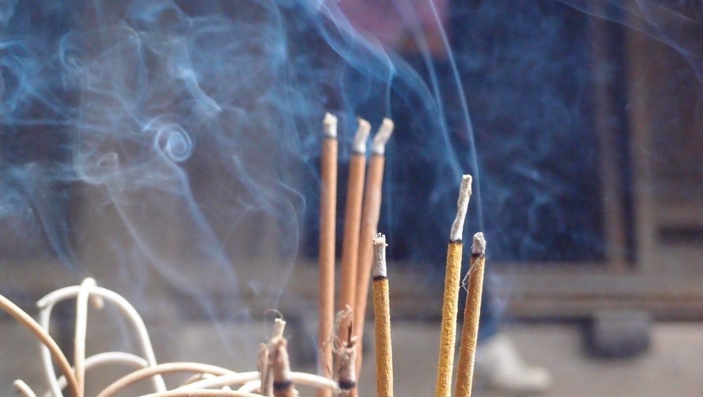 Lịch sử thắp hương đã có từ rất lâu đời