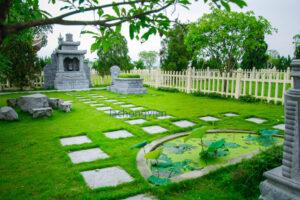 Cập nhật những mẫu mộ gia tộc mới nhất tại công viên tâm linh