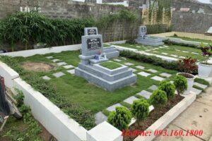 Mẫu mộ gia đình nhỏ tại Công Viên Tâm Linh