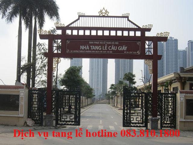 tong hop cac nha tang le tai ha noi congvientamlinh 5