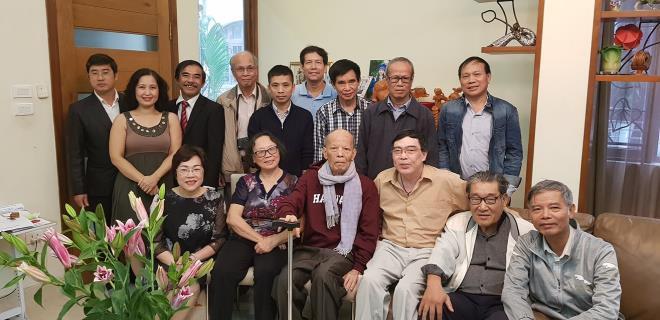 Chia Buồn GS Nguyễn Duy Tiến