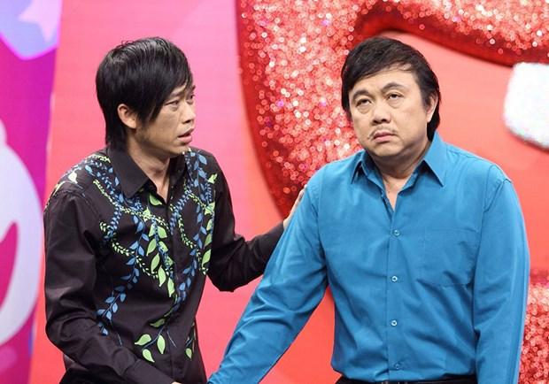 Nghệ sĩ hài Chí Tài _ Hoài Linh