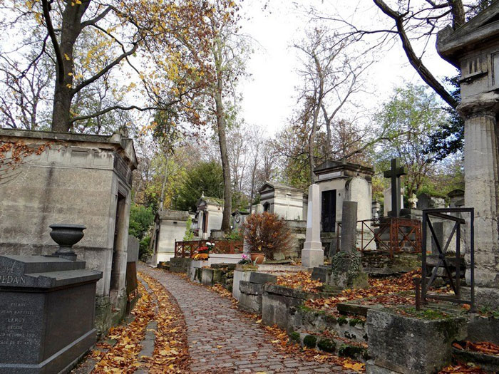Công viên nghĩa trang Père Lachaise