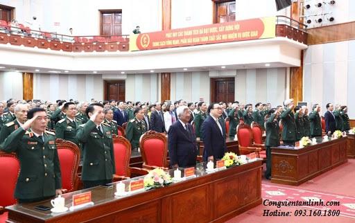 Tổ chức Hội Cựu Chiến Binh tp Hà Nội