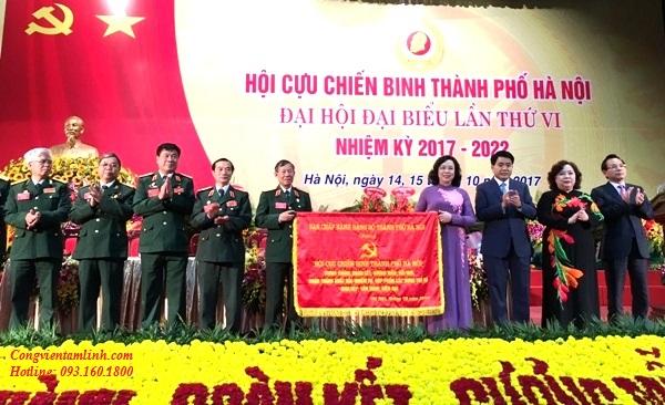 Nhiệm vụ của Hội Cựu Chiến Binh tp Hà Nội