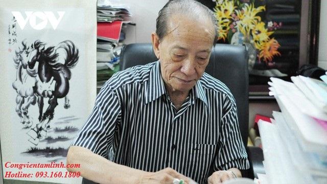 Thành tựu của giáo sư Tài Thu