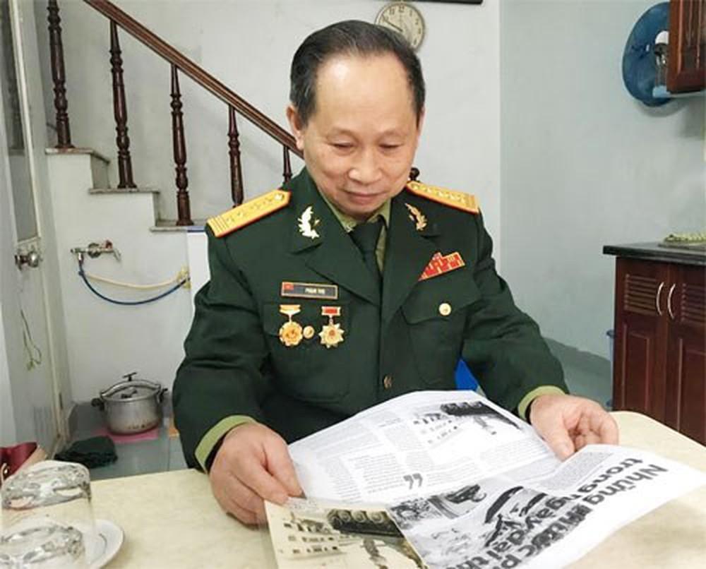 Đồng Chí Đại Tá Phạm Thọ từ trần