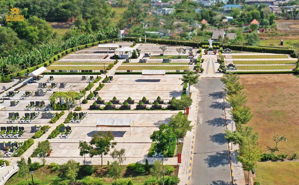 Giá đất nghĩa trang Sài Gòn Thiên Phúc hợp lý