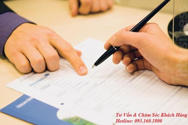 Tư vấn hỗ trợ thủ tục khách hàng Nghĩa Trang Lạc Hồng Viên