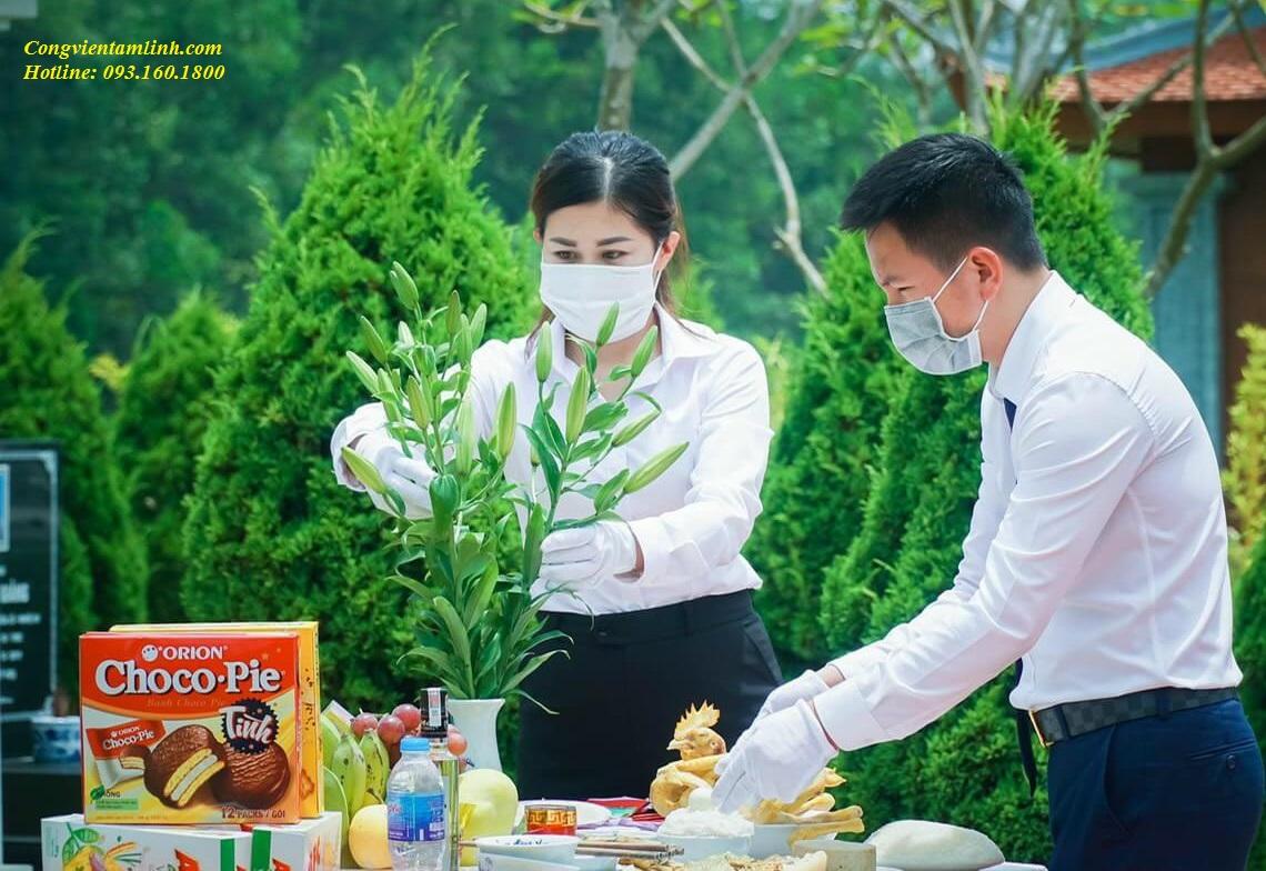 Cúng Lễ Thanh Minh online