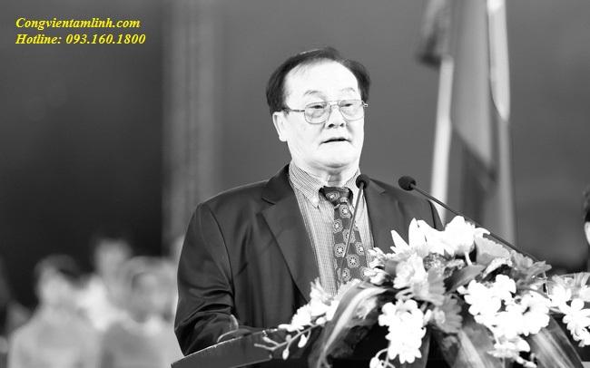 PGS TS Hoàng Vĩnh Giang an nghỉ tại Nghĩa Trang Lạc Hồng Viên